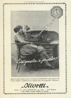 C'era una volta l'Olivetti