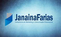 Cliente: JanainaFarias | Peça: Criação de Identidade Visual | Criação: Daniel Rozenblit | Agência: Promovva Comunicação Estratégica
