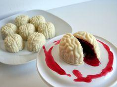 - Would you like a brain? Baking Recipes, Happy Halloween, Waffles, Brain, Breakfast, Life, Food, Cooking Recipes, The Brain