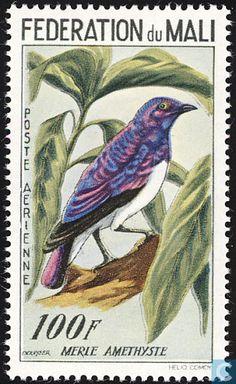 Mali - Birds 1960
