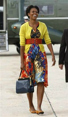 Michelle Obama's Latest Looks | Gallery | POWERWALL