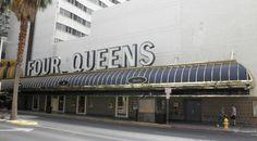 Four Queens as part of Las Vegas, 2011 #travel #writing #blogging #LasVegas #Nevada #USA #FourQueens #OldVegas