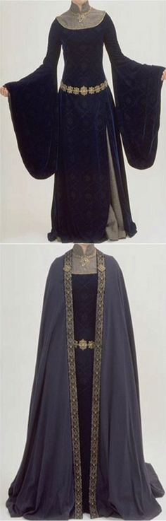 The Costumer's Guide to Movie Costumes Bell Sleeves, Bell Sleeve Top, Movie Costumes, Lotr, The Hobbit, Movies, Women, Fashion, Moda