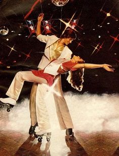 Roller disco.  Cool.