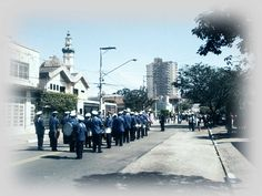 Concurso de Bandas e Fanfarras de Vila Santa Isabel (2012). Foto: Rogério de Moura
