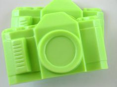 Camera Soap  stocking stuffer for man gift for by BubbleCitySoap