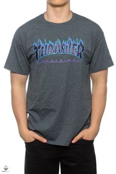 cddae294bfff 14 Best Thrasher images in 2016 | Thrasher magazine, Outline, T shirts