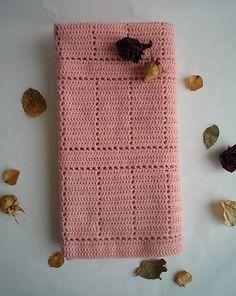 miskaw / Detská deka - pale rose Knitted Hats, Knitting, Rose, Pink, Tricot, Breien, Stricken, Weaving, Knits