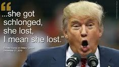 Image result for stupid trump quotes