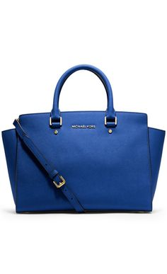 The Selma Satchel is the perfect size! #Sponsored