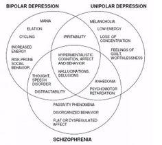 Diagramas de venn buscar con google infografa pinterest psychotic disorder serial psychosis is a complex condition according to this venn diagram ccuart Images