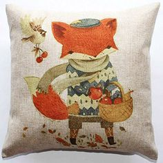 2015 Obeny Printed Cotton Linen Cushion No Filler Pillow Chair Car Sofa Ikea Cushions Decorative Throw Pillows