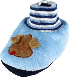 Puppy Dog Toddler Sock Top Animal Bootie Slippers 5/6-9/10 Unknown. $9.99