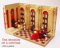 (LCC) The Mission of a Lifetime | Built for the Heroes Guild… | Flickr - Photo Sharing!