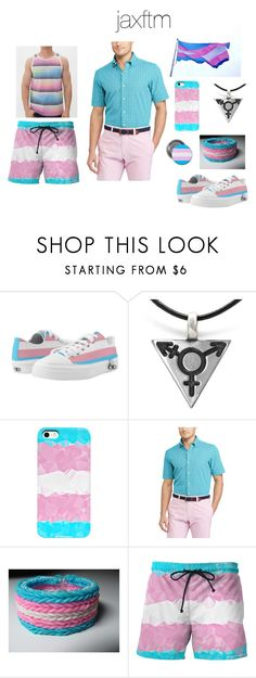 Transgender Guys Outfit by jaxftm on Polyvore featuring Chaps, O'Neill, men's fashion, menswear, transgender and trans