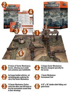 GW-60-12-60 Warhammer 40000 Essentials Pintura Set ENG