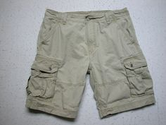 Carefully and compare with your own to avoid a non fit. Mens Cargo, Levis, Beige, Shorts, Fit, Casual, Cotton, Fashion, Moda