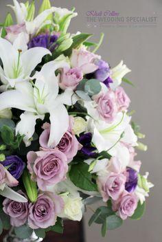 Lavender & Purple wedding www.theweddingspecialist.co.za Venue: Memoire wedding venue