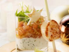 Sublieme verrine - Libelle Lekker! Finger Food Appetizers, Appetizers For Party, Appetizer Recipes, Nacho Dip, Tapas, Love Food, A Food, Food And Drink, My Favorite Food