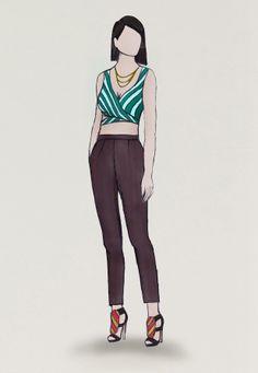 1000 images about design de mode femme cruise 39 14 on pinterest turquoise skirt fashion. Black Bedroom Furniture Sets. Home Design Ideas