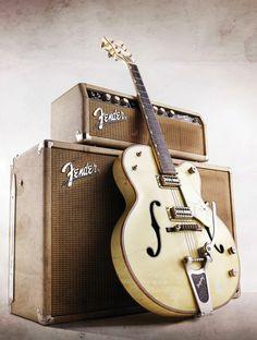 Fender + Gretsch