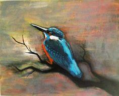 No titel Bird, Painting, Animals, Animales, Animaux, Birds, Painting Art, Paintings, Animal