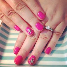Mani-fique Gel Polish Manicure #nails #nailart