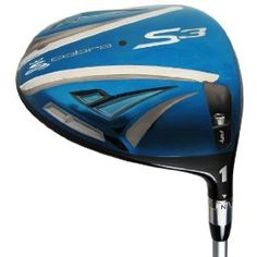 Cobra golf- ladies s3 adjustable driver
