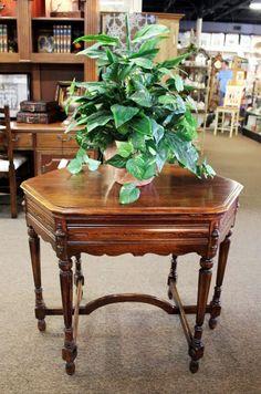 antique foyer furniture. antique radio stand u003d foyer table stillgoode furniture c