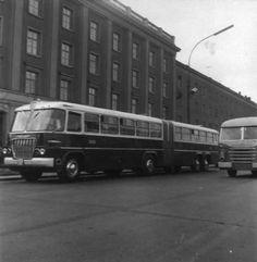 Ikarus 620 csuklóssá alakítva Commercial Vehicle, Public Transport, Old Cars, Budapest, Transportation, Lego, Marvel, Trucks, Vehicles