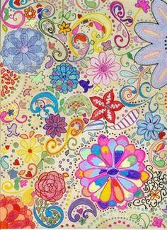Doodled Art