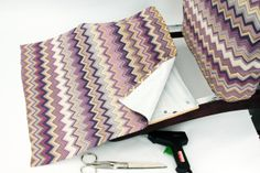 Cadeira restaurada com artesanato - Portal de Artesanato - O melhor site de artesanato com passo a passo gratuito