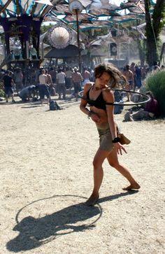 Nicole Steinfurth @ Ozora Festival 2012