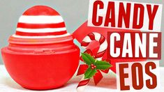 DIY Candy Cane EOS | DIY Christmas Gifts
