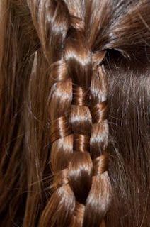4-strand woven braid...