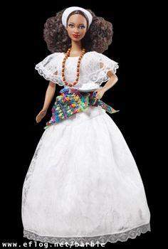 BARBIE DOLLS OF THE WORLD - COLEÇÃO PASSPORT - BRASIL - Fotolog barbie