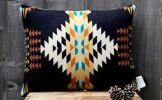 Scout & Whistle's pillows are available at west elm Portland. #westelmlocal