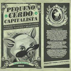 INVERSIÓN Y NEGOCIOS PARA HACER DINERO: E-Book Pequeño cerdo capitalista de Sofia Macias Descargar PDF GRATIS