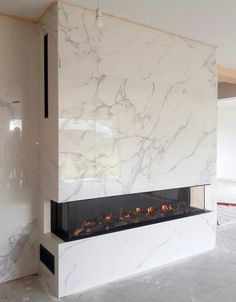 Fireplace Wall, Luxury Living, Living Rooms, Architecture, House, Home Decor, Houses, Lounges, Arquitetura
