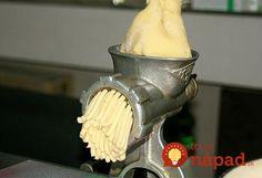 Cesto a mlynček na mäso? V skutočnosti ide o skvelý nápad, ktorý sa oplatí vyskúšať!