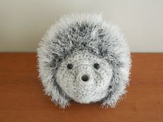 Hedgehog tea cosy out of hibernation Great by CraftyCornishMaids