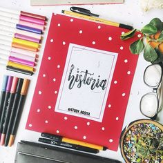 Bullet Journal Titles, Bullet Journal School, Beautiful Notes, Pretty Notes, School Notebooks, Diy Notebook, School Notes, Study Notes, Crafty Craft