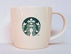 Starbucks Green Mermaid Logo copyright 2013 Ceramic Mug Cup Coffee Tea Best Coffee Mugs, Great Coffee, Coffee Cups, Coffee Maker, Starbucks Green, Starbucks Christmas, Cute Mugs, Mug Cup, Etsy Shop