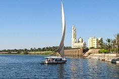 Reportaje #Viajes: #Egipto. El Nilo, un crucero camino de la eternidad.
