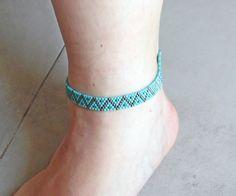 de la boutique McommeMaryna sur Etsy Turquoise Bracelet, Boutique, Etsy, Jewelry, Fashion, Indian Anklets, Beads, Fabrics, Unique Jewelry