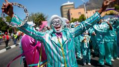 January 2 – Kaapse Klopse in Cape Town, South Africa Us Holidays, Holidays Around The World, Festivals Around The World, Around The Worlds, News South Africa, Wanderlust Yoga, 7 Places, 24 September, Cultural Diversity