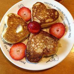 Sunday morning breakfast love~