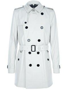 BURBERRY LONDON - Britton trench coat 6