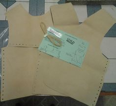 Yguide suede vest kits. Complete with pre-punched leather needle thread and detailed instructions. Get your Adventure Guide their vest kit today from Standing Bear's Trading Post 7624 Tampa Avenue, Reseda, CA. 91335 ~ 818-342-9120  http://www.sbearstradingpost.com/YMCAindians.html#VESTS