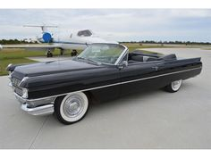 1964 Cadillac DeVille Convertible Convertible, 1959 Cadillac, Cadillac Ct6, My Dream Car, Dream Cars, Caddy Daddy, Vintage Cars, Antique Cars, Old American Cars